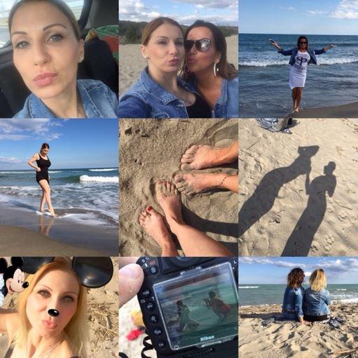 Mega Shooting gehabt heute mit Katie Pears 😍☀️🌊 Für heiße Fotos -❤️ #PRNDE #beautyshooting #beauty #beach #italien #catania #sexy #SexyBoobs #naked #blackhair #blondhair #rednails #red #friendship #girls ...