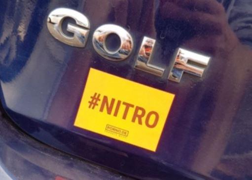 Alles NITRO oder was? Einen schönen Sonntag hier auf ***.*************.*** #porno #nitro #aufkleber #sunday #lenanitro