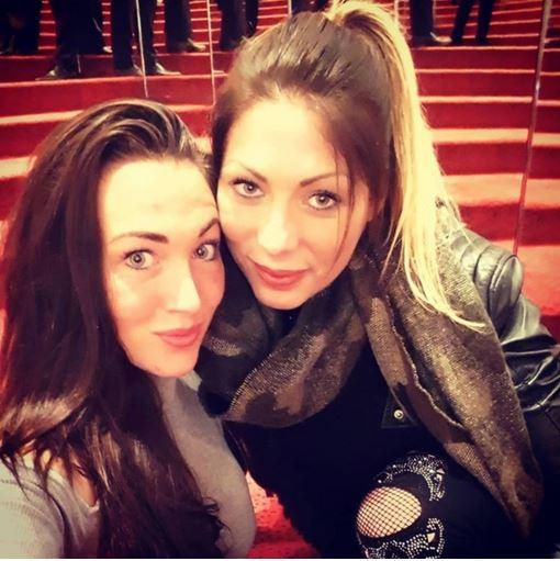 #mädelsabend #kinkyboots #hamburg #kiez #stageoperettenhaus #red